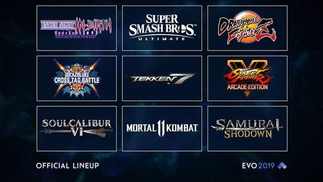 EVO 2019: Super Smash Bros. Ultimate arrasa en participación