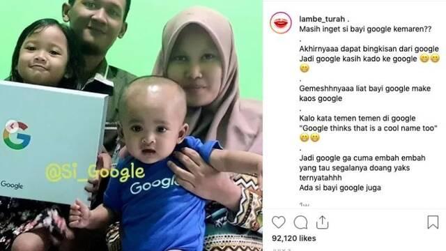 Su bebé se llama Google y quieren que 'sea útil' para muchas personas