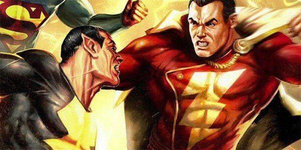 Black Adam y Shazam se verán las caras en Shazam! 3