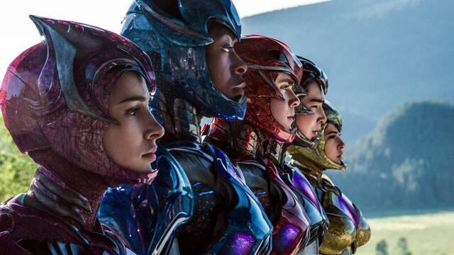 Power Rangers podría llegar de nuevo a la gran pantalla