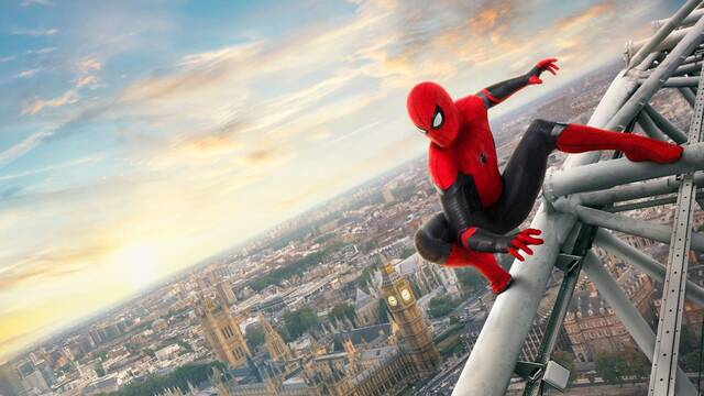 Spider-Man: Lejos de casa sigue dominando la taquilla de Estados Unidos