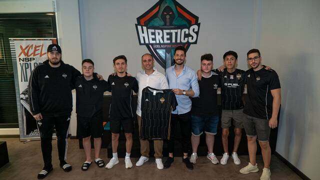 BeSoccer se convierte en el nuevo patrocinador de Team Heretics