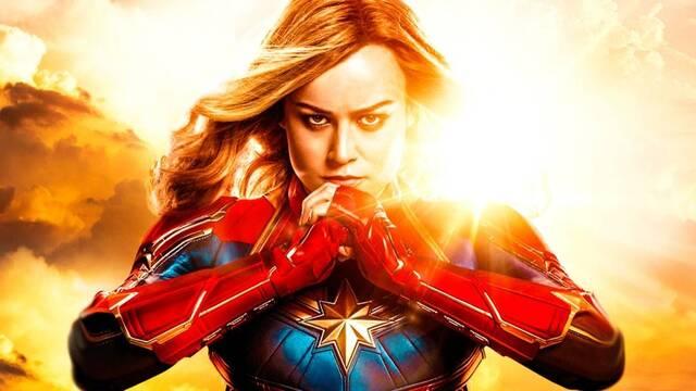 Capitana Marvel: Estas son sus divertidas tomas falsas