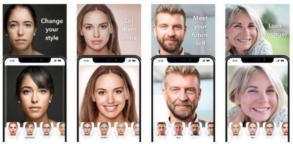 Así funciona FaceApp, la app para móviles que está causando sensación