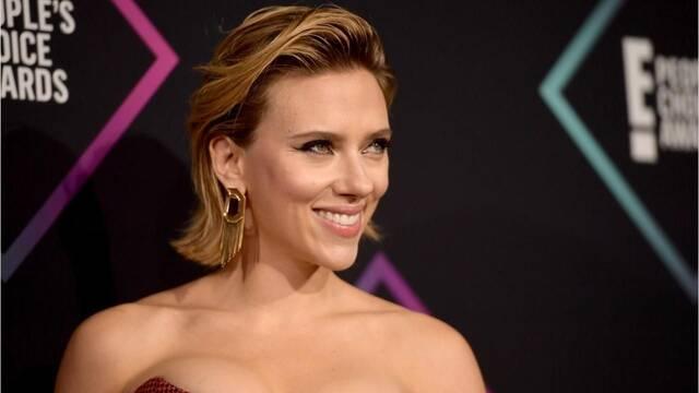 Scarlett Johansson comenta sobre el papel transexual que no quiso hacer