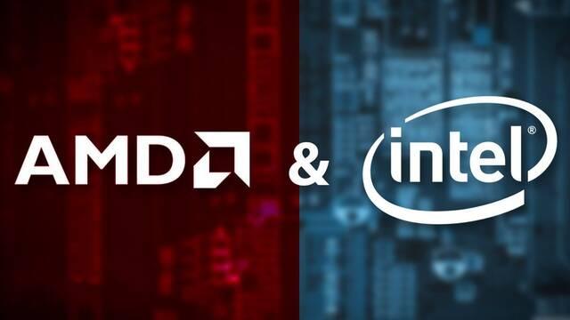 AMD adelanta a Intel en su cuota de mercado de Japón y Corea del Sur