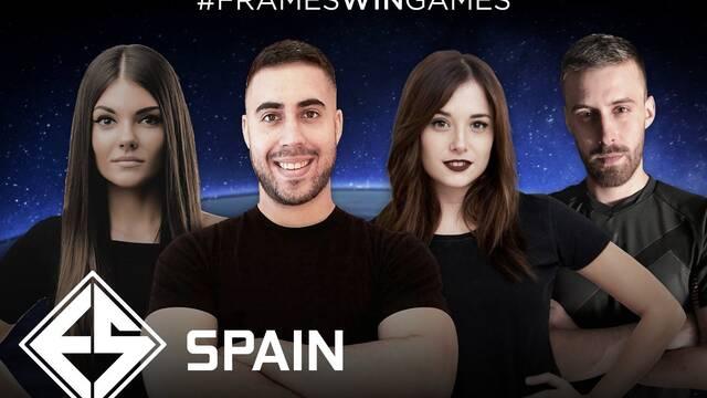 Ehtieen, Bladecito, Leviathan y HitShitGG representarán a España en el NVIDIA Versus