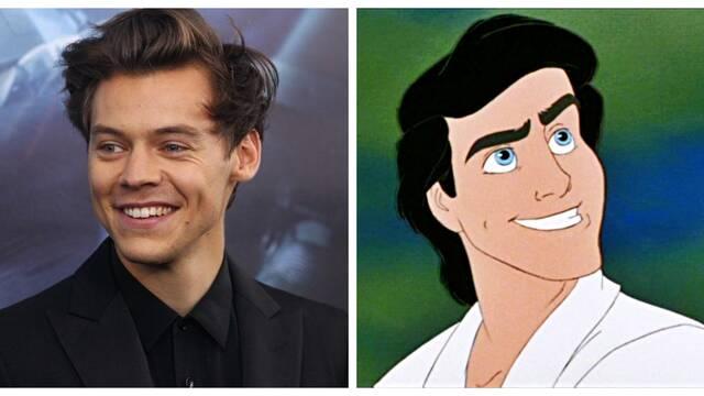 La Sirenita: Harry Styles en conversaciones para ser el príncipe Eric