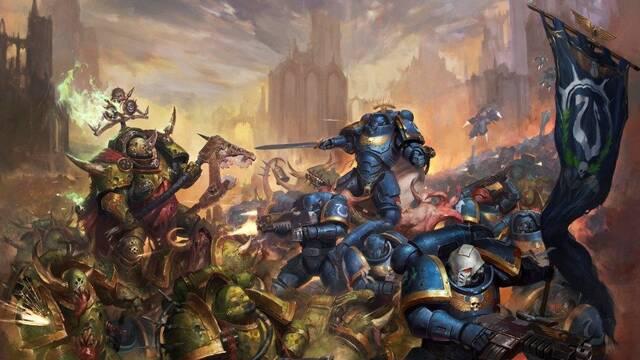 Warhammer 40K tendrá una serie de acción en vivo