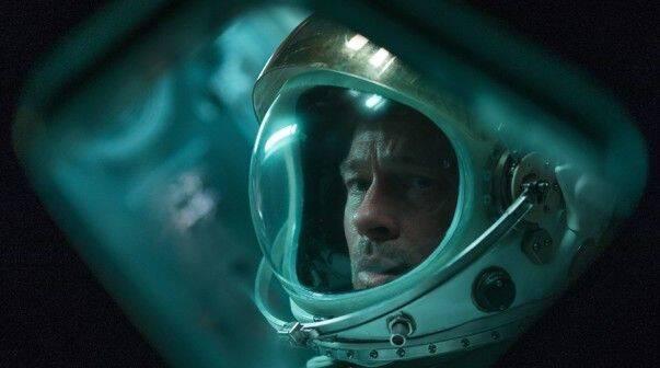 Brad Pitt se luce en el nuevo tráiler de la aventura especial Ad Astra