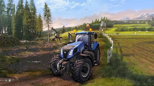 La Farming Simulator League arrancará en la FarmCon 2019