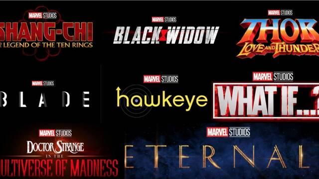 Marvel presenta todas las nuevas películas y series de la fase 4 del MCU