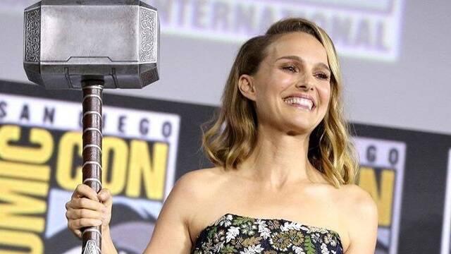 Natalie Portman será la Diosa del Trueno en Thor: Love and Thunder