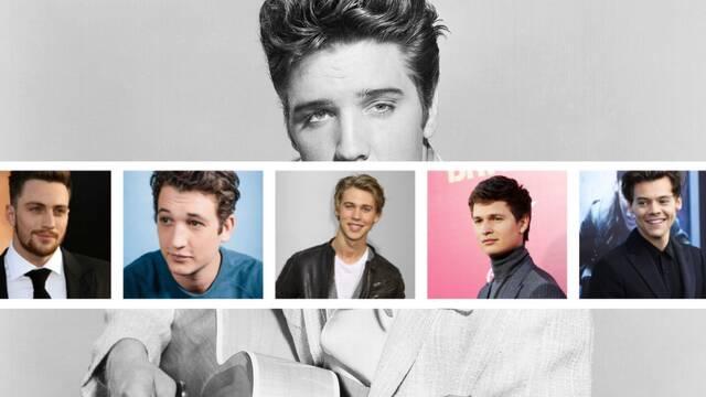Elvis Presley: Ya conocemos los candidatos para ser el Rey del Rock'n' Roll