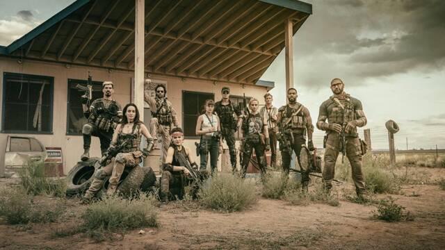 Zack Snyder regresa con una de zombis y esta es la primera imagen