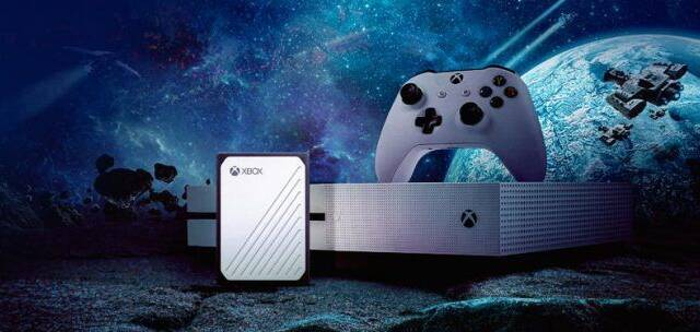 WD Gaming Drive Accelerated, el SSD externo para Xbox One