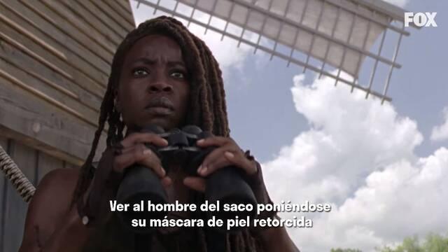 The Walking Dead despliega el tráiler de su temporada 10 con sorpresas...