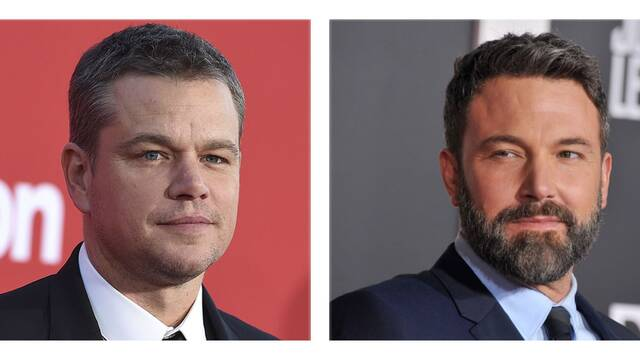 Ridley Scott ficha por Matt Damon y Ben Affleck para The Last Duel