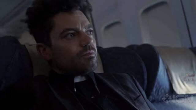 Preacher se despide con el salvaje tráiler de su cuarta temporada