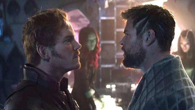 Thor 4 transcurre antes de Guardianes de la Galaxia Vol. 3