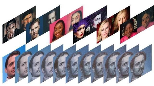 AI Portraits, la app que imita a FaceApp transformando fotos en cuadros artísticos