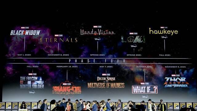 Kevin Feige afirma que la Fase 4 de Marvel sólo dura 2 años