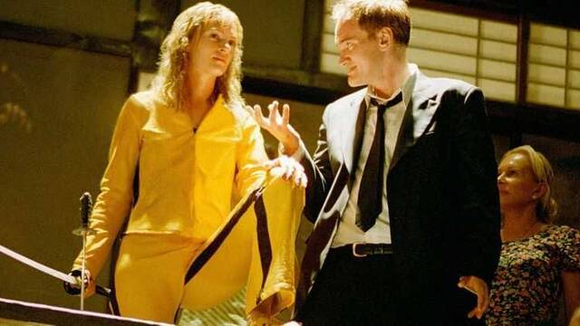 Quentin Tarantino afirma que ha hablado con Uma Thurman sobre Kill Bill 3