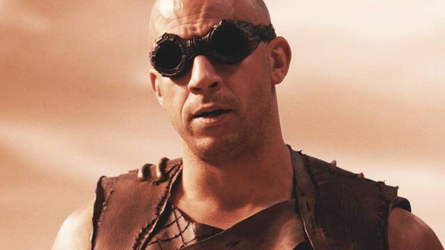 Vin Diesel celebra su cumpleaños con el guion de Riddick 4 en las manos
