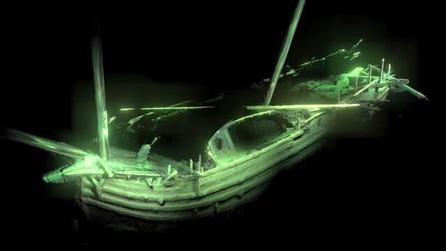 Historia: Hallan un barco hundido en perfecto estado de hace 500 años