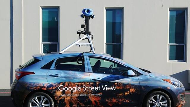 Google pagará 13 millones por espiar redes WiFi con los coches Street View