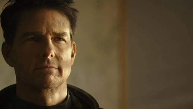 Top Gun: Tom Cruise no tiene en su chaqueta la bandera de Japón o Taiwán