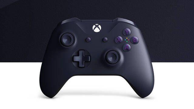 Ya puedes reservar la edición especial de Fortnite del mando de Xbox One