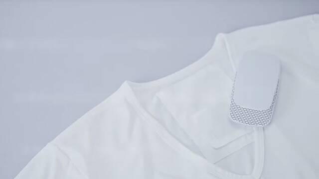 Sony está fabricando un aire acondicionado en miniatura que se esconde bajo la camisa