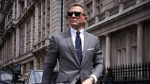 Bond 25: Llega la primera imagen de Daniel Craig como el agente 007