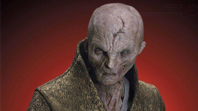 Marvel publicará la historia de Snoke de Star Wars