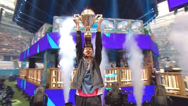 Bugha es el ganador de la Fortnite World Cup