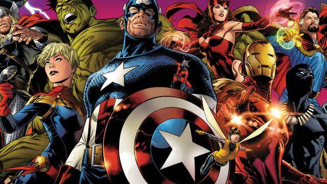 Marvel y su futuro: 'Tenemos una biblioteca de 6000 personajes'