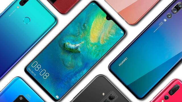 Las ventas de teléfonos Huawei aumentan un 23% a pesar de las medidas estadounidenses