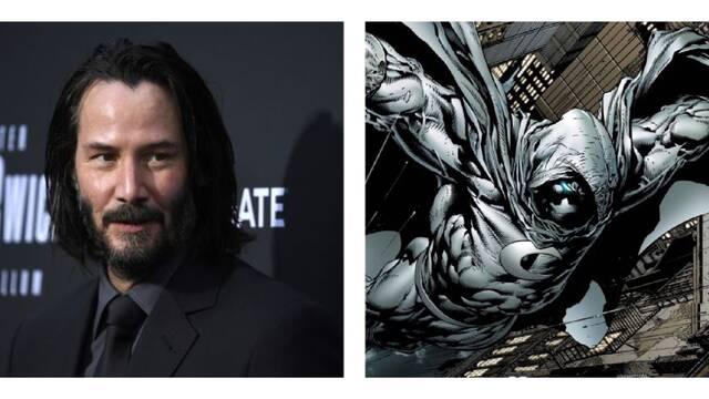 Keanu Reeves sería un buen Moon Knight, según los Hermanos Russo