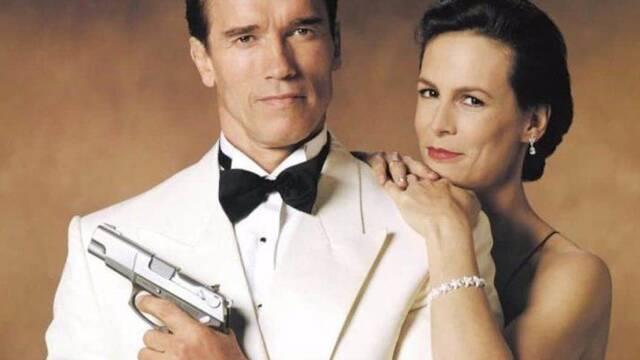25 años después se reencuentran Jamie Lee Curtis y Arnold Schwarzenegger