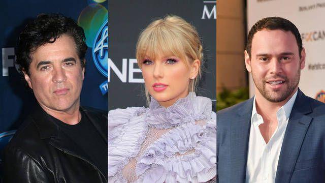 Taylor Swift vs Scooter Braun: Cronología del conflicto paso a paso
