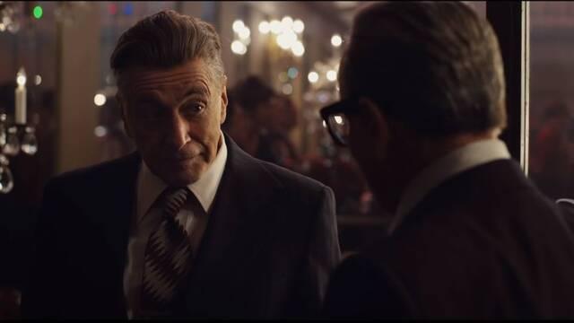 El Irlandés: Ya está aquí el primer tráiler de lo nuevo de Scorsese