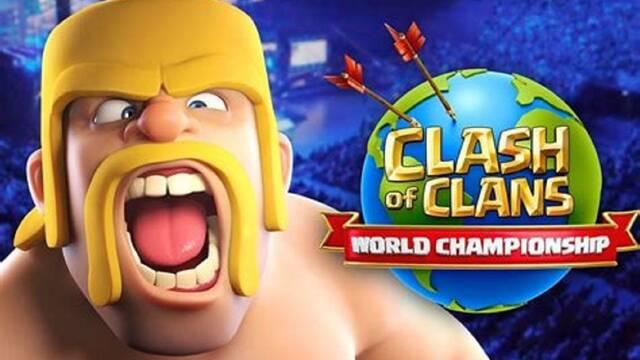 Clash of Clan celebrará su campeonato del mundo en octubre
