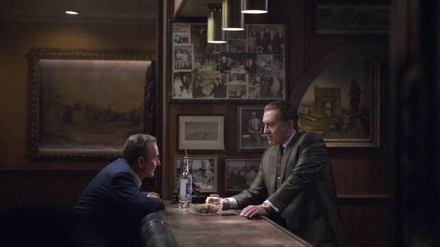 El Irlandés es lo nuevo de Scorsese, y estas son sus primeras imágenes