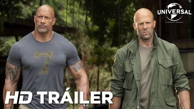 Fast & Furious: Hobbs & Shaw presenta su espectacular tráiler final
