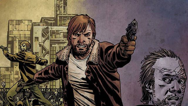 Ha ocurrido: El cómic de The Walking Dead se prepara para su final