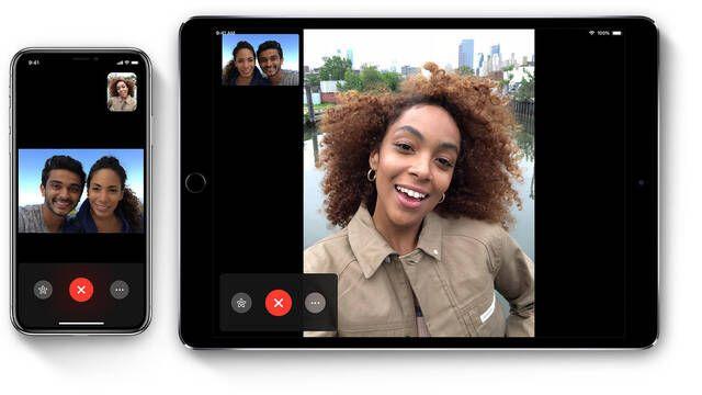 iPhone modificará tus ojos en tiempo real al hacer un FaceTime para que mires a la cámara