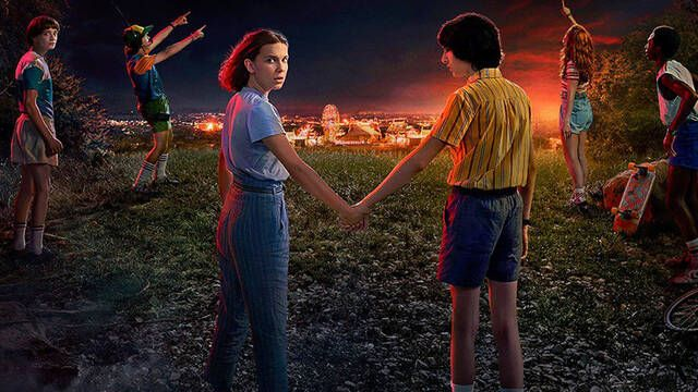 Las publicaciones de Microsoft sobre Windows 1.0 son una campaña de Stranger Things 3