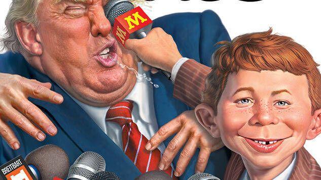 La satírica revista MAD Magazine dice adiós después de 67 años