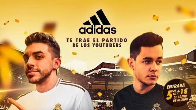 DjMaRiiO y TheGrefg se enfrentarán en el Santiago Bernabéu junto a otros youtubers
